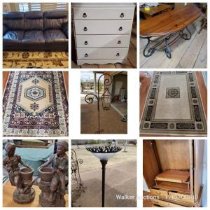 Eads Downsizing Online Auction