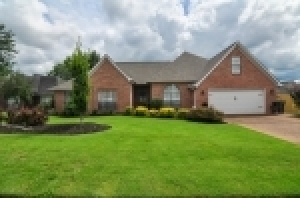Nice 4 Bedroom Home with Screened In Porch in Cordova, TN