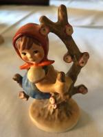 "Hummel Apple Tree Girl. 4"" tall."