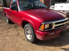 1995 Chevrolet S10 pick up Truck Selling regardless of price!