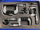 Nice set of Shars Micrometers in case