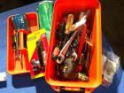 Misc tools with Tool box
