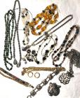 Costume Jewelry - Some necklace/earrings sets, bracelets, etc