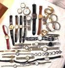 Misc. Hodge Podge Watch Lot