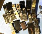 Old Cell phone Lot - not tested