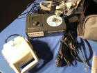 Medical lot - portable CPAP, blood pressure cuff & stethoscope, nebulizer