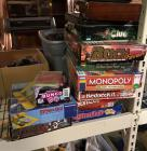 Lot of Board Games