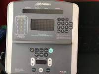 Life fitness commercial 95xi elliptical. Note large size*
