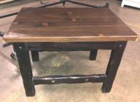Cute little rectangle table excellent project piece