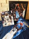 Zach Randolph Memphis Grizzlies Lot - all items in excellent condition