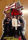 1994 Budweiser Sign with The Rolling Stones