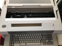 IBM wheelwriter 30 electric typewriter with preview screen.