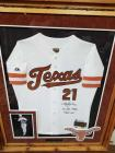 Limited Edition (150/183) Roger Clemens autographed UT jersey with certificate of authenticity