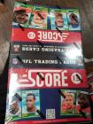 2 boxes of 2013 Score Football
