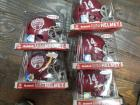 Alabama mini helmet lot