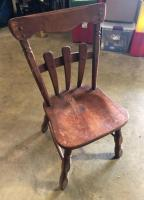 Cute Antique Wood Chair