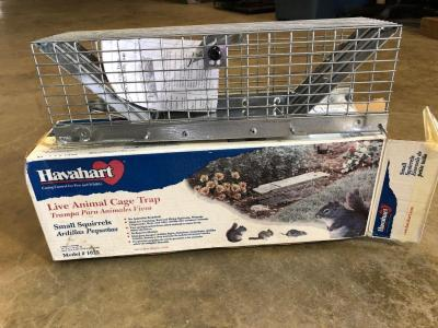 Havahart Live Animal Cage Trap - never used