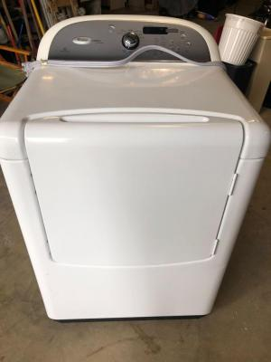 Whirlpool Cabrio platinum Dryer - tested and works great!