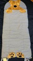 Adorable Pottery Barn Kids Sleeping Bag - excellent condition!!