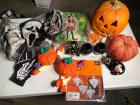 Halloween Decor & Costume Lot