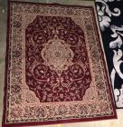 Persian Style Rug - worn but still has a lot of character. One corner is pretty frayed