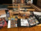 Huge Lot Of Magic The Gathering and other Collectables