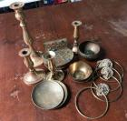 Brass Lot - some really nice pieces