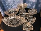 Crystal/ Cut Glass Decorative Dishes