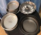 Misc Baking Dishes - clean!