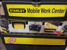 Stanley mobile work center with a few tools