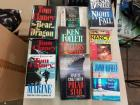 Large lot of books, fiction