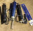 3 Grease Guns - tested and work