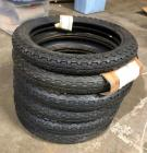 6 Dunlap RoadMaster Motorcycle Tires Excellent Condition