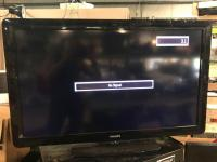 "Philips Flat screen 40"" tv - works great but NO remote"