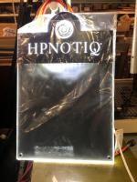 Hypnotiq Krystal LED Write-On Board - very cool and brand new in original box!