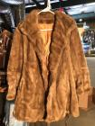 Tissavel Fur Coat - good used condition. Even has pockets (big plus in my book :)