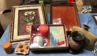 Household Decor Lot - some really cute items!