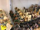 Large collection of Boyds Bears and Friends