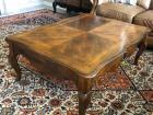 Wooden coffee table, Country French Design