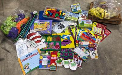 Hodge Podge Lot for young learners