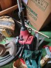 Miscellaneous lot of lawn care items