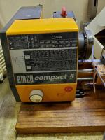 Emco compact 5 lathe and an unbelievable amout of accessories