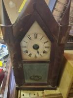 Pair of vintage clocks