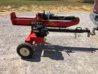 Husky 22 Ton Log Splitter Excellent Working Condition