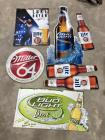 Beer Sign Lot - excellent man cave decorations!