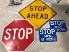 Stop Signs - these are real street signs