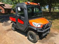 2014 Kubota Diesel RTV-X1100CW-H with 64 Hours in Like New Condition