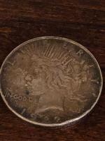 1922 Lady Liberty Dollar