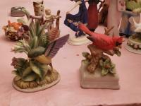 A grouping of figurines
