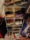 Grouping of ladies shoes. Some are new. Size 8